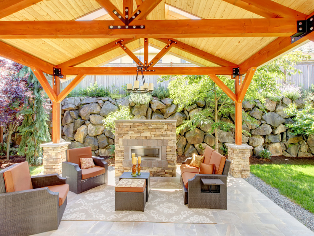 Looking to upgrade your existing outdoor space?
